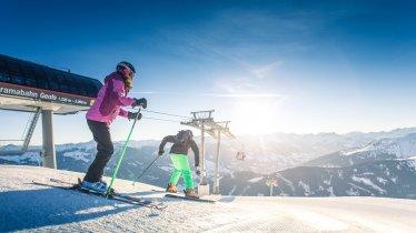 Skifahren am Spieljoch, © Andi Frank