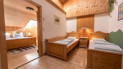 Schlafzimmer Hoamat