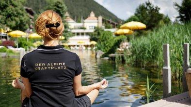 k-Alpiner Kraftplatz