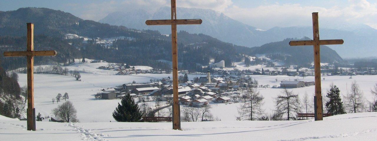 Erl im Winter, © Ferienland Kufstein