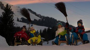 Rodelbahn Hexenritt, © SkiWelt Wilder Kaiser Brixental