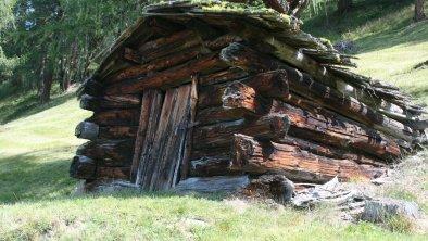 Eine von den uralten Kochhütten in den Bergwiesen, © im-web.de/ DS Destination Solutions GmbH (eda3 Naud)