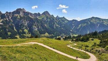 Wanderung im Tannheimer Tal, © TVB Tannheimer Tal / Achim Meurer