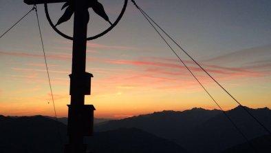 Sonnenaufgang Gruebelspitze