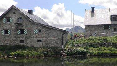 Friedrichshafener Hütte im Paznaun, © Tirol Werbung
