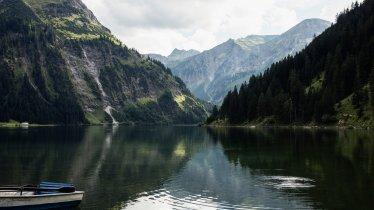 Vilsalpsee im Tannheimer Tal, © Tirol Werbung/Lisa Hörterer