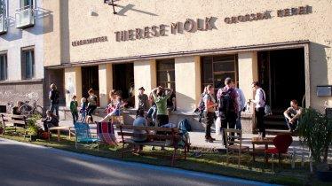 """Kulturtreff """"Die Bäckerei"""" in Innsbruck, © Die Bäckerei"""