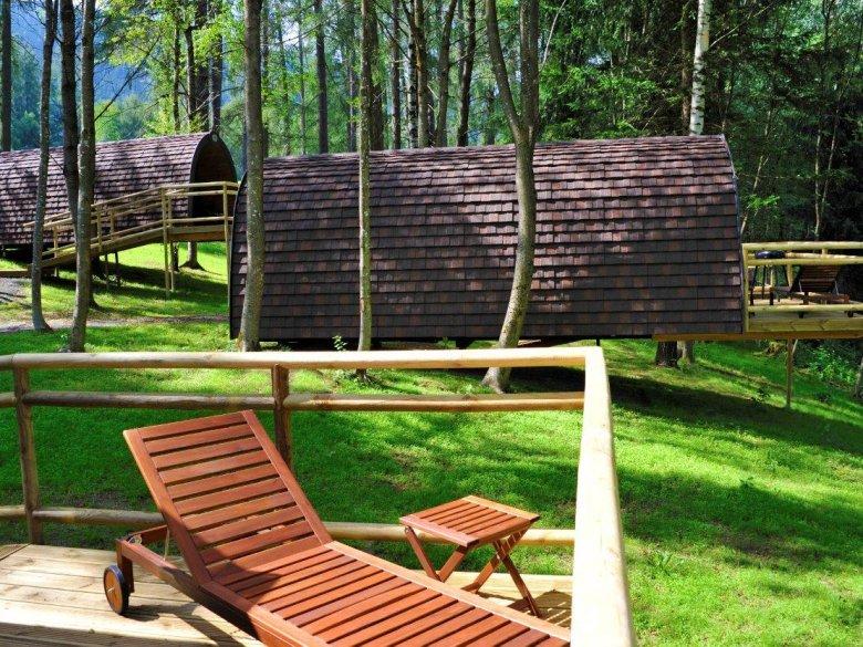Natterer Boden -Woodlodges