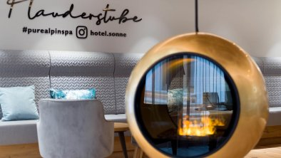 Hotel Sonne - Plauderstube, © Hotel Sonne Besitz GmbH