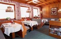 Haus Innsbruck - Frühstücksraum