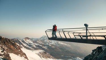 "Gipfelplattform ""Top of Tyrol"", © Andre Schönherr"