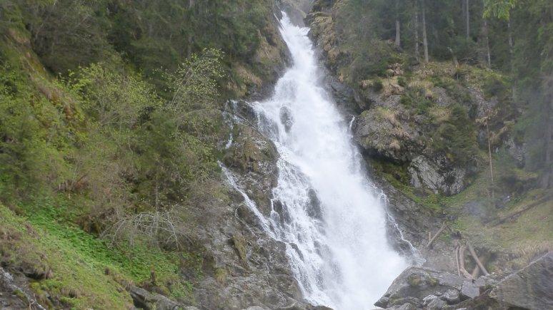 Sintersbacher Wasserfall bei Jochberg, © Kitzbühel Tourismus