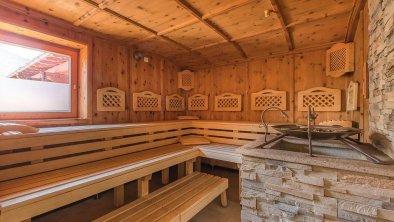 Sauna, © Der Böglerhof - pure nature resort