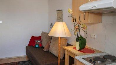 Wohn- und Essbereich Appartement