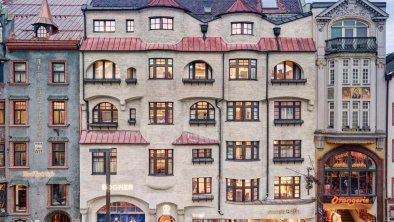 Stage 12 Historische Fassade, © www.guentheregger.at