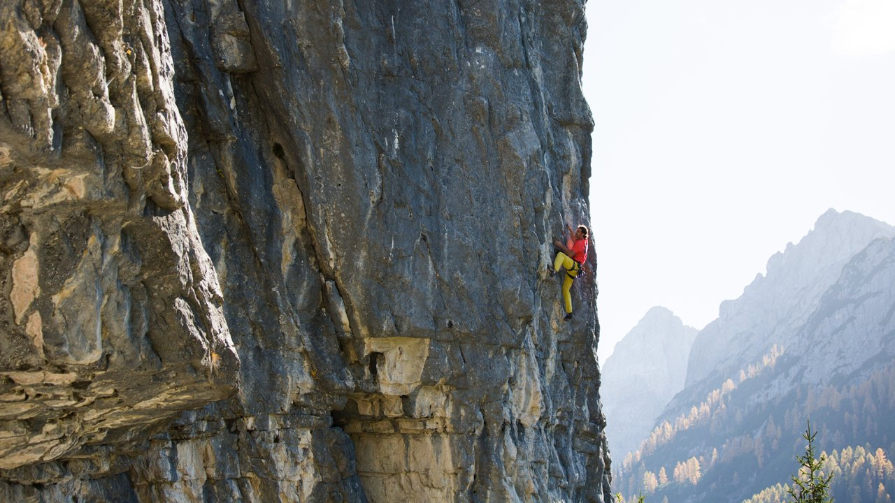 Klettergarten: Dolomitenhütte, © Alpsolut