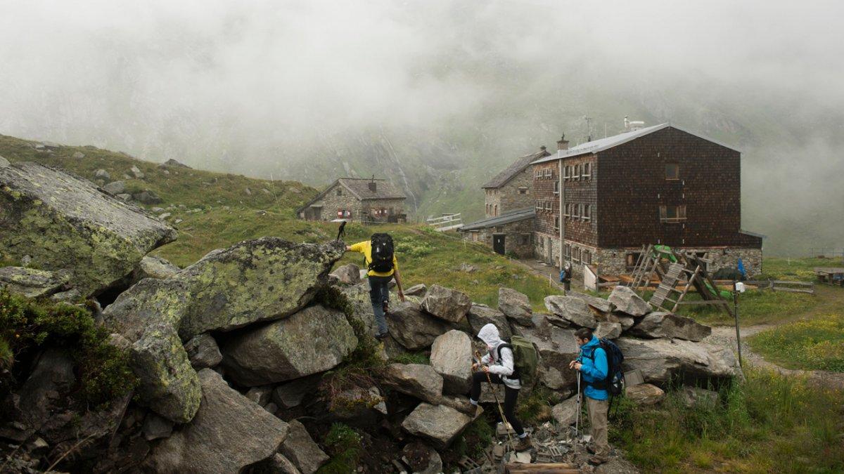 Adlerweg: Streckenabschnitt in Osttirol, © Tirol Werbung