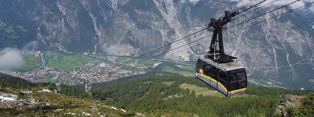 Venetbahn in Zams, © Tirol West