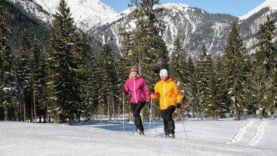 Schneeschuhwandern in Karwendel und Rofan, © tvb achensee