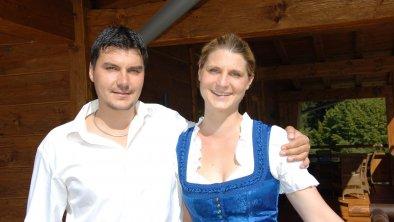 Gastgeber Angela + Matthias