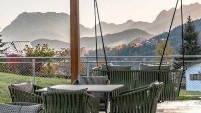 Juffing Hotel & Spa - Terrasse