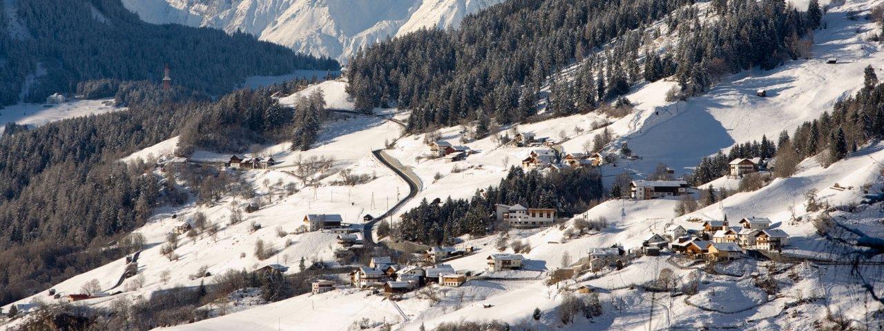 Kaunerberg im Winter, © Tiroler Oberland