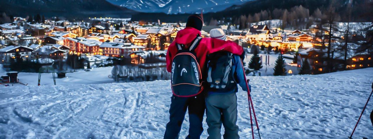 Schneeschuhwandern, © Olympiaregion Seefeld