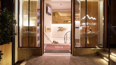 m3Hotel_Eingang