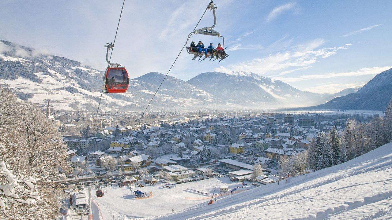 Lienz im Winter, © Osttirol Werbung/Zlöbl