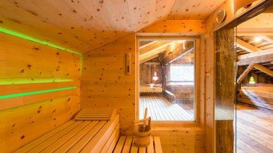 Giatla Haus - Klafs Sauna - Foto © Lukas Schaller