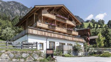 Alpbach Lodge im Sommer, © Marschall