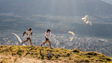 Hoch über dem Inntal: Der Innsbruck Alpine Trailrun