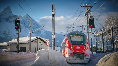 Anreise per Bahn, © Birgit Standke