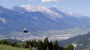 Gondelbahn Mutteralmbahn, © TVB Innsbruck