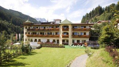 Alpenhotel Tirolerhof Sommer