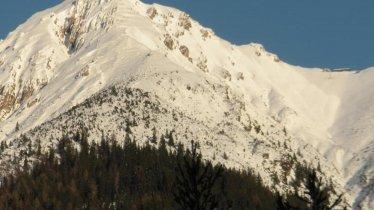 Blick auf die Nördlinger Hütte