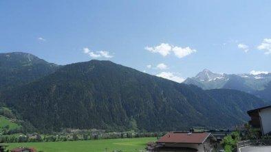 Ferienwohnung Walder - Ausblick Ahorn