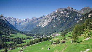 Das Bergsteigerdorf Trins, © Joakim Strickner