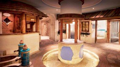 Vitalwelt - Saunabereich textilfreie Zone