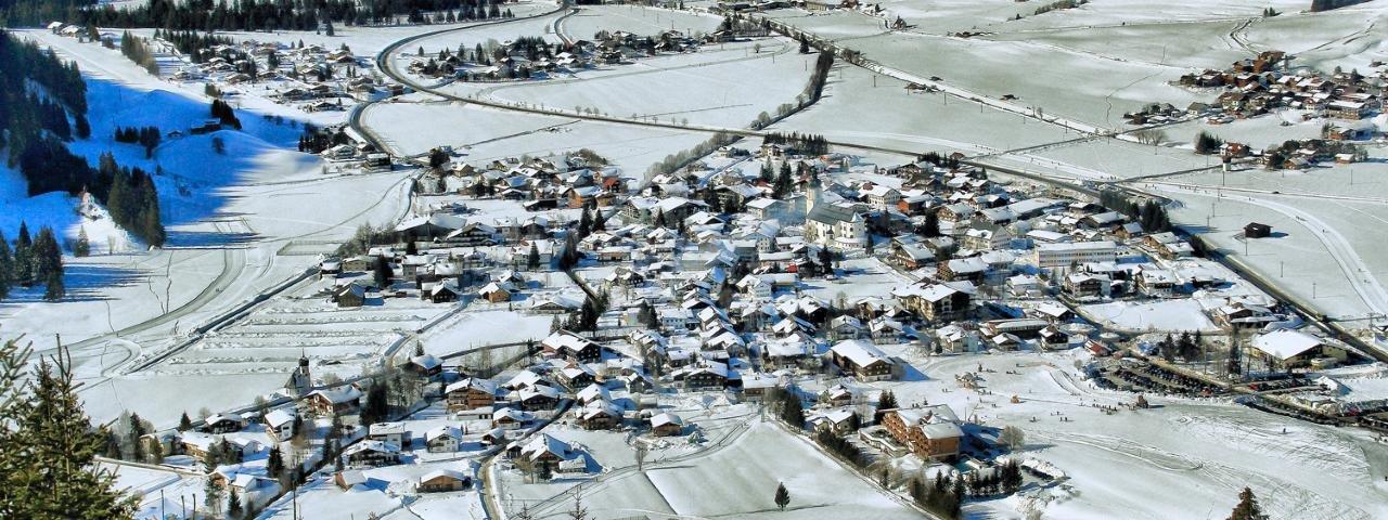 Tannheim im Winter, © Tannheimer Tal