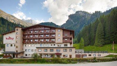 Hotelansicht-Rindererhof-Vorderseite