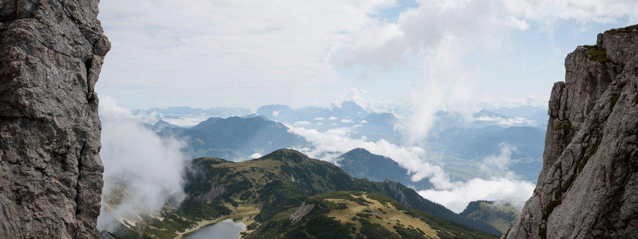 Adlerweg-Etappe 7: Zireiner See, © Tirol Werbung/Jens Schwarz
