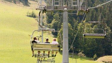4er Sesselbahn Gaisberg, © Tirol Werbung/Michael Werlberger