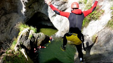 Canyoning-Tour, © feelfree.at
