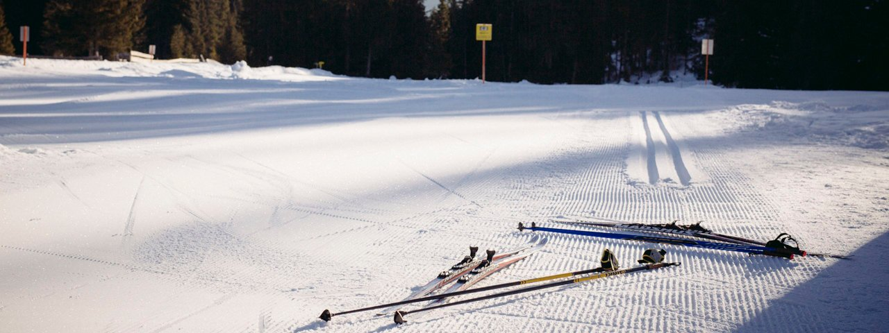 Loipe in Seefeld, © Tirol Werbung/Manfred Jarisch