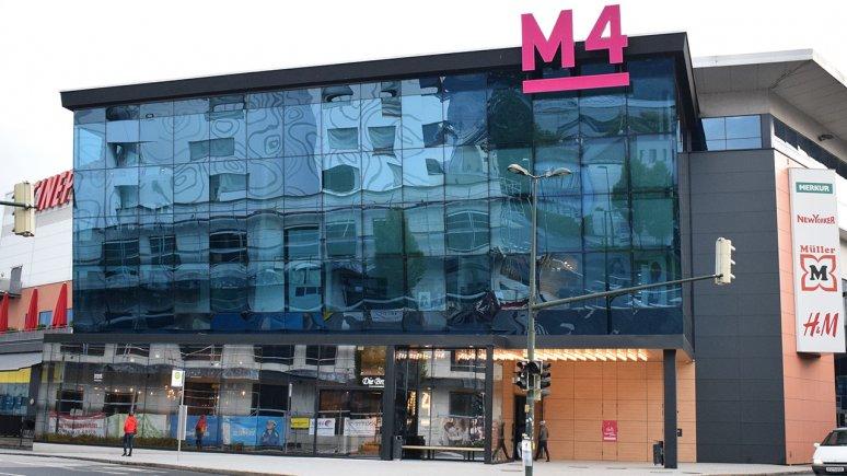 Einkaufszentrum M4 in Wörgl, © M4 Wörgl