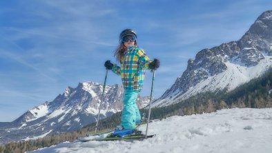 Skifahren in Biberwier, © Birgit Standke
