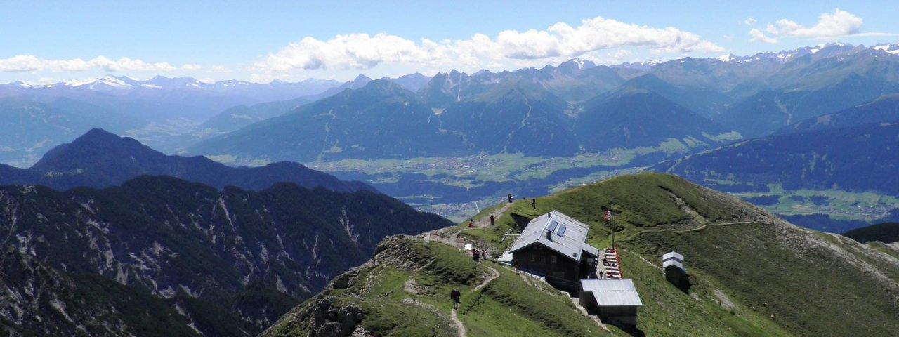 Nördlinger Hütte, © Tirol Werbung