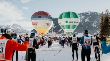 Der Ski-Trail Tannheimer Tal – Bad Hindelang eine der größten Langlauf-Veranstaltungen Österreichs und Deutschlands., © Tirol Werbung / Charly Schwarz