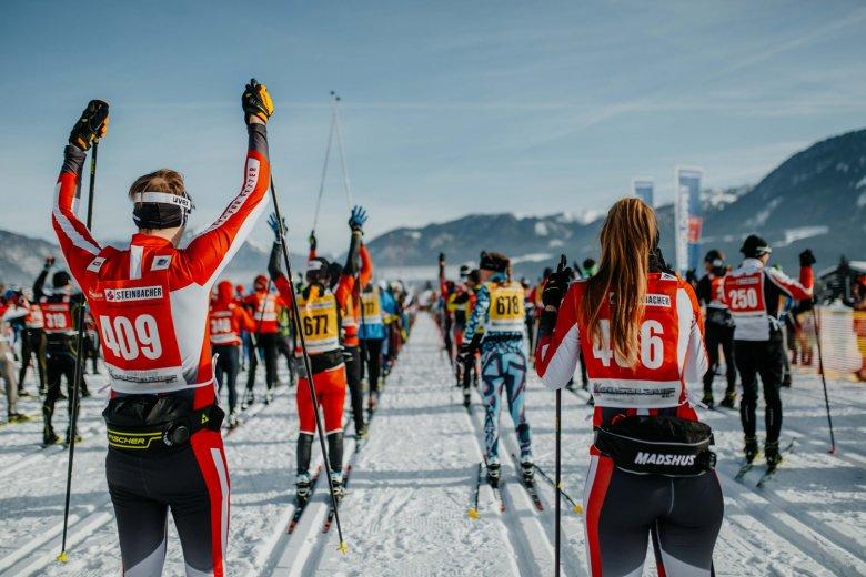 Start beim Koasalauf. Foto Tirol Werbung / Charly Schwarz
